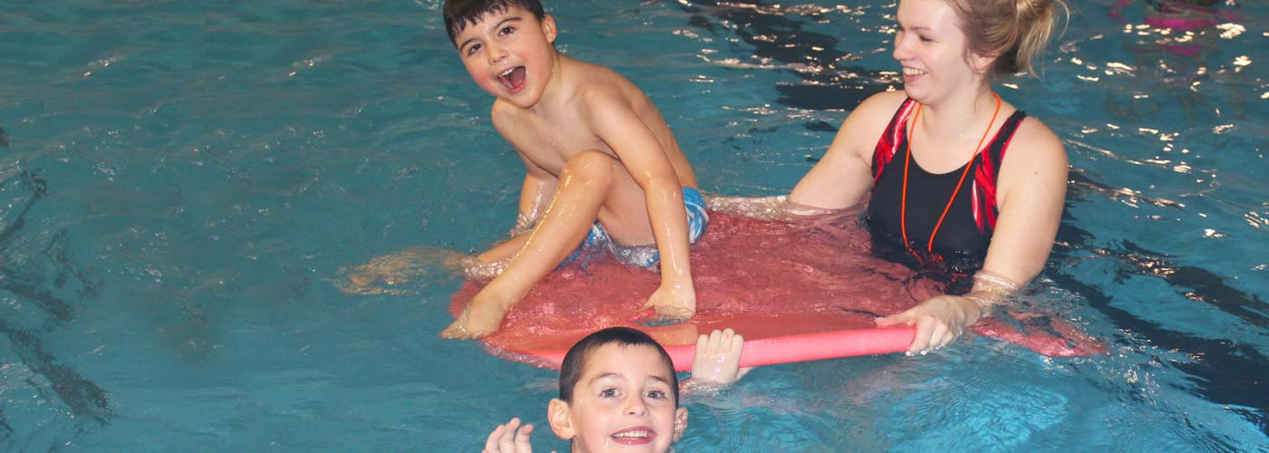 Learn to Swim Programs!